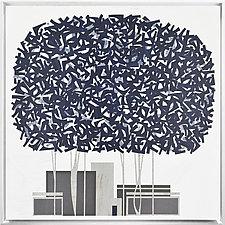 Blue Maple No.281 by Chris Wheeler (Giclee Print)