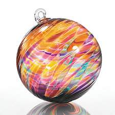 Tutti Frutti by Michael Trimpol and Monique LaJeunesse (Art Glass Ornament)