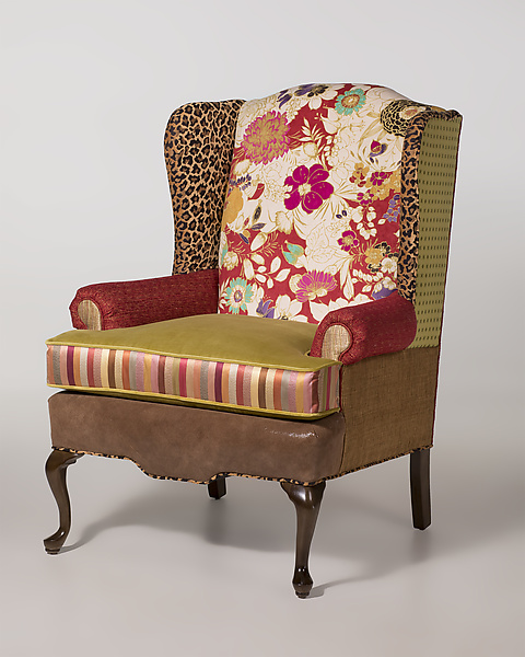Salmagundi Elegant Wing Chair 1