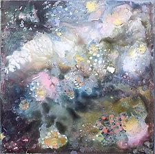 Cellular Drift by Stephen Yates (Acrylic Painting)