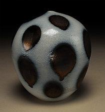 Bronze Spots by Nicholas Bernard (Ceramic Vessel)