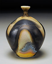 Black Arch by Nicholas Bernard (Ceramic Vase)