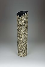 Forest Floor by Thomas (Bud) Skupniewitz (Ceramic Vase)