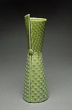Strapless by Kim Cutler (Ceramic Vase)