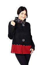 Volte Linen Cardigan by Sandra Miller (Linen Sweater)