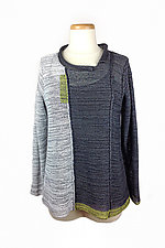 Kas Pullover by Sandra Miller (Linen Sweater)