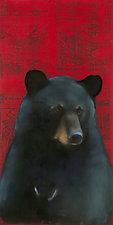 Bear on Fairy Tale by Sylvia Gonzalez (Giclee Print)