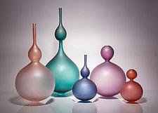 Perle Vases by J Shannon Floyd (Art Glass Vase)