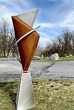 Life Flows by Ron Stinson (Metal Sculpture)