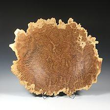 White Mallee Eucalyptus Burl by Steve Noggle (Wood Bowl)