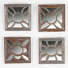 Craft Gothic Mirror Tiles by Amy Elswick (Ceramic Mirror)