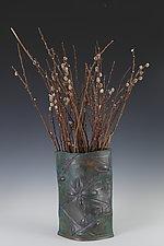 Hearth Vase by Amy Elswick (Ceramic Vase)