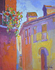 Warm Glow by Dorothy Fagan (Oil Painting)