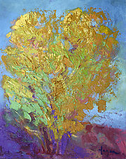 Golden Beauty by Dorothy Fagan (Oil Painting)