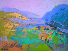 Reawakening by Dorothy Fagan (Oil Painting)