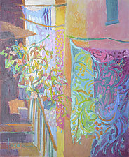 The Olive Branch by Dorothy Fagan (Oil Painting)