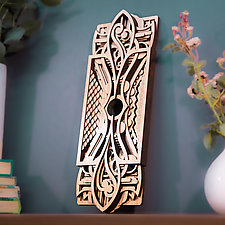 Intarsia by Philip Roberts (Wood Wall Sculpture)