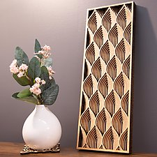 Quiver by Philip Roberts (Wood Wall Sculpture)