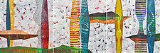 Tutte le Direzioni by Chin Yuen (Acrylic Painting)
