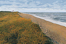 Nauset Beach by Richard Toft (Giclee Print)