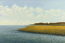 Open Water by Richard Toft (Giclee Print)