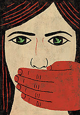 We Will Be Heard by James Steinberg (Giclee Print)