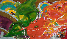 Four by Kathryn Pistor (Acrylic Painting)