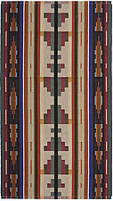 Aztec by Kelly Marshall (Cotton & Linen Rug)