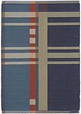 Arts and Crafts by Kelly Marshall (Cotton & Linen Rug)