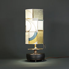 Extraordinary Machine by James Aarons (Mixed-Media Table Lamp)