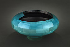 Spiral Bowl by Joel Hunnicutt (Wood Bowl)