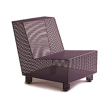 Chair No. 35 by Damian Velasquez (Metal Chair)