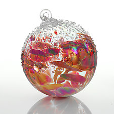 Jezebel by Tom Stoenner (Art Glass Ornament)