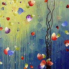 Adrift II by Marlene Sanaye Yamada (Acrylic Painting)