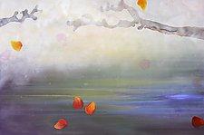 Fall Mist by Marlene Sanaye Yamada (Acrylic Painting)