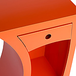 Side Table by Vincent Leman (Wood Side Table)