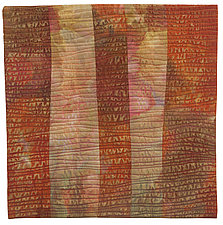 Earth by Catherine Kleeman (Fiber Wall Hanging)