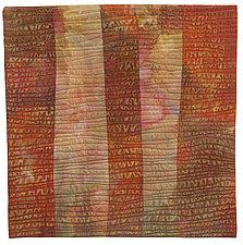 Earth by Catherine Kleeman (Fiber Wall Hanging)