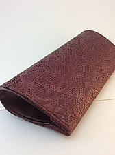 Miriam Cluch by Michelle  LaLonde  (Leather Purse)