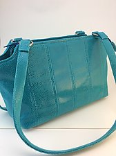 Erica Day Handbag by Michelle  LaLonde  (Leather Purse)
