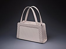 Myrna Handbag by Michelle  LaLonde  (Leather Purse)