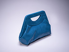 Lena Handbag by Michelle  LaLonde (Leather Purse)