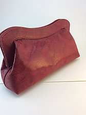 Claire Handbag by Michelle  LaLonde  (Leather Purse)