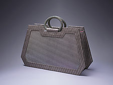 Shea Daytime Tote by Michelle  LaLonde  (Leather Purse)