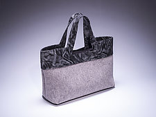 Michy Day Handbag by Michelle  LaLonde  (Leather Purse)