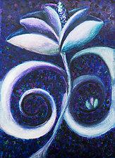 Equinox II by Rachel Tribble (Watercolor Painting & Giclee Print)