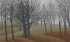 The Fellowship of Trees by Jane Troup (Giclee Print)
