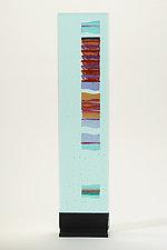 Spring Carpet II by Alicia Kelemen (Art Glass Sculpture)