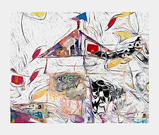 Untitled No. 7055 by Mark Johnson (Giclee Print)