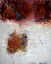 Point of View by Amy Longcope (Mixed-Media Painting)